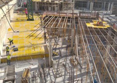 Construcción Bluedec Clínica Osteopatía Virgen de la Fuensanta vista 10