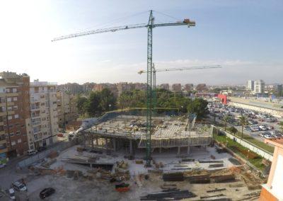 Construcción Bluedec Clínica Osteopatía Virgen de la Fuensanta vista 4
