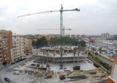 Construcción Bluedec Clínica Osteopatía Virgen de la Fuensanta vista 5