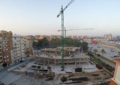 Construcción Bluedec Clínica Osteopatía Virgen de la Fuensanta vista 7