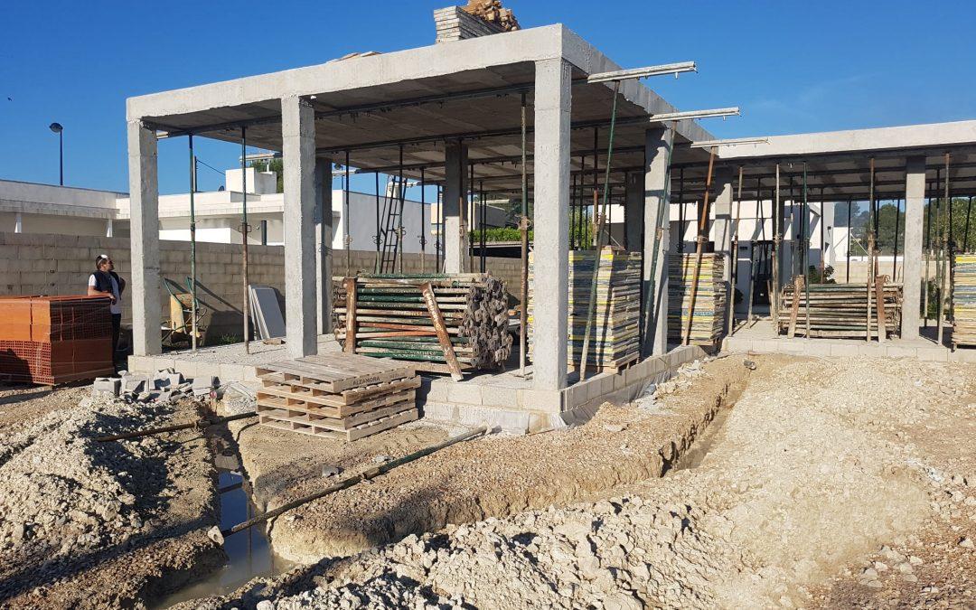 Construcción de vivienda unifamiliar aislada en Xàtiva (Valencia)
