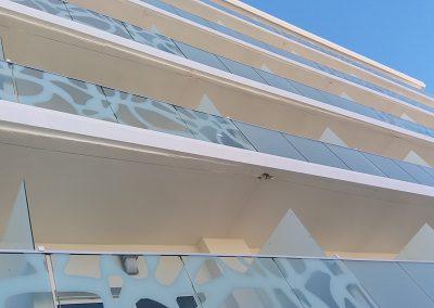 Reforma Hotel Villaluz fachada 9