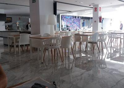 Reforma Hotel Villaluz interior 2