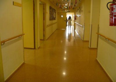 Reforma centro geriátrico vista 1