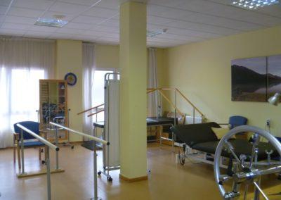 Reforma centro geriátrico