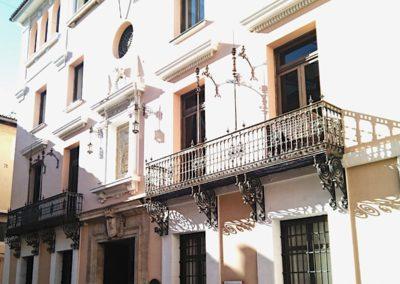 Ayuntamiento de Xátiva -Bluedec fachada 5