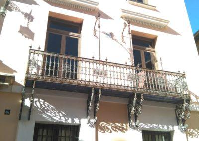 Ayuntamiento de Xátiva -Bluedec fachada 4