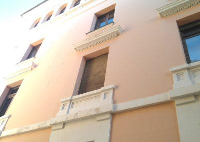 Ayuntamiento de Xátiva -Bluedec fachada 3