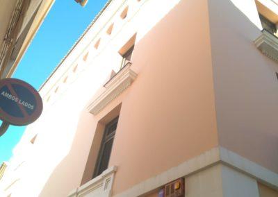 Ayuntamiento de Xátiva -Bluedec fachada 2