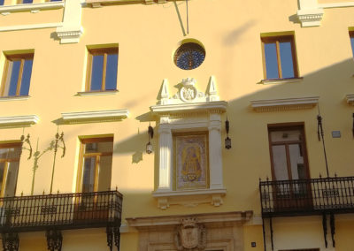 Ayuntamiento de Xátiva -Bluedec