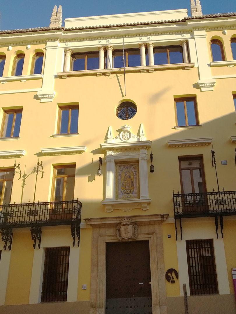 Ayuntamiento de Xátiva -Bluedec fachada 1