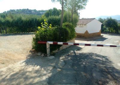 Bluedec Construcción pista de pádel 7 aguas 5