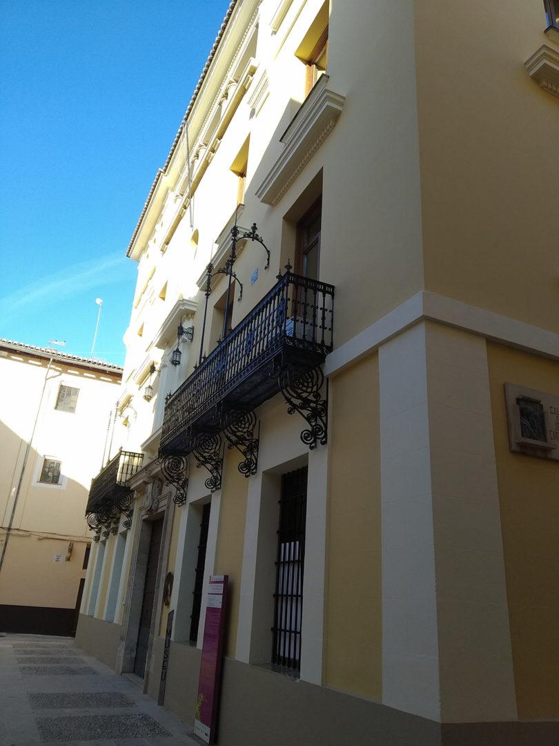Ayuntamiento de Xátiva -Bluedec -Museo de L'Almodí vista 4