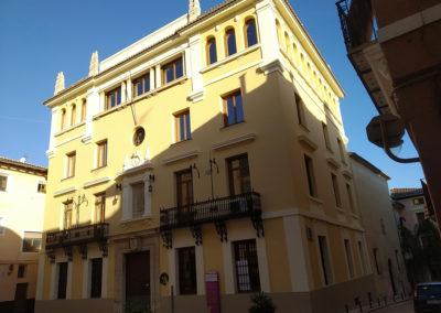 Ayuntamiento de Xátiva -Bluedec -Museo de L'Almodí vista 1