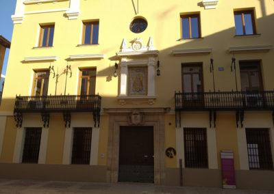 Ayuntamiento de Xátiva -Bluedec -Museo de L'Almodí vista 2