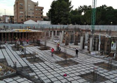 Construcción Bluedec Clínica Osteopatía Virgen de la Fuensanta vista 9