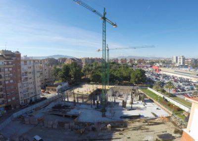 Construcción Bluedec Clínica Osteopatía Virgen de la Fuensanta vista 3