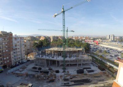 Construcción Bluedec Clínica Osteopatía Virgen de la Fuensanta vista 6