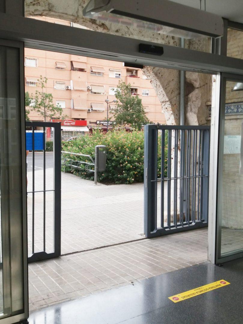 Obras de accesibilidad en centros de salud